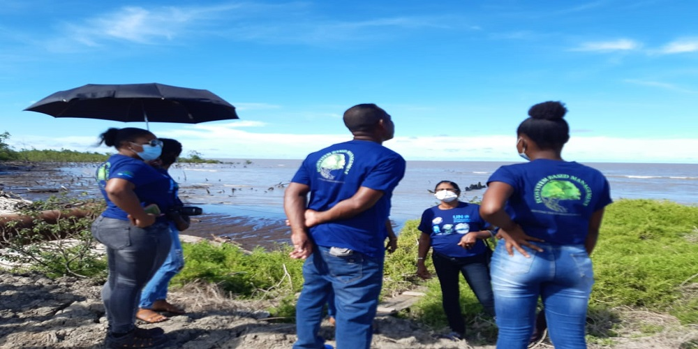 EPA conducts Community Consultation at Wellington Park Mangrove Reserve